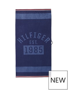 tommy-hilfiger-denim-beach-towel