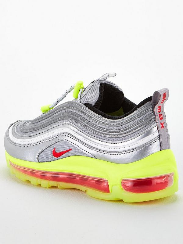 [songan]Nike Air Max 97 Guava Ice Running Shoes For