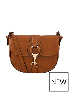 monsoon-emily-equestrian-x-body-bag-tan