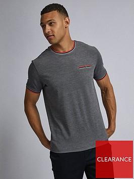 burton-menswear-london-burton-smart-t-shirt-charcoal