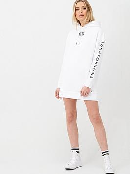 tommy-hilfiger-paloma-long-sleeve-hooded-dress-white