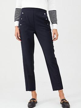 tommy-hilfiger-lynn-slim-pants--navy