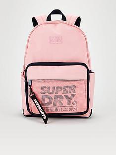 superdry-mesh-pocket-backpack