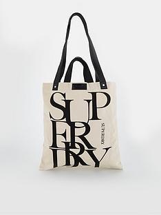 superdry-edit-printed-shopper-natural