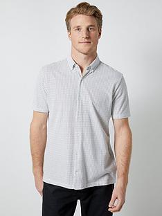 burton-menswear-london-burton-geo-print-pique-shirt-white
