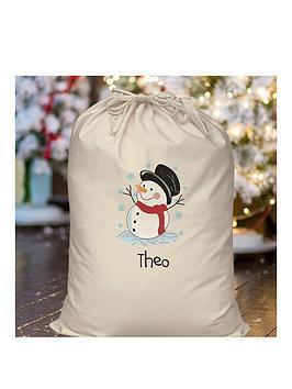 snowman-cotton-sack