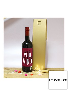 personalised-red-vino-in-gold-box
