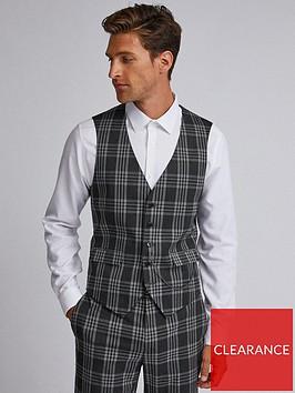 burton-menswear-london-burton-large-scale-tartan-slim-suit-waistcoat