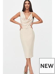 lavish-alice-cowl-neck-belted-midi-dress-clay