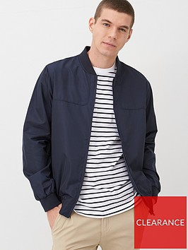 very-man-smart-bomber-jacket-navy