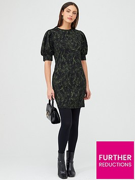 v-by-very-puff-sleeve-t-shirt-dress-print