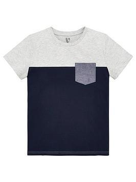 v-by-very-boys-chambray-pocket-t-shirt-navygrey-marl