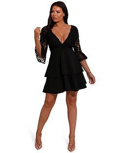 sistaglam-loves-jessica-novanne-skater-dress-black