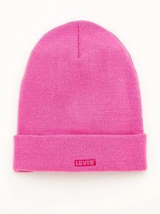 levis-baby-tab-beanie-hat-pink