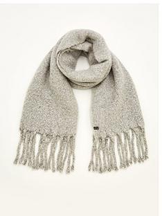 levis-fuzzy-wrap-scarf-light-grey