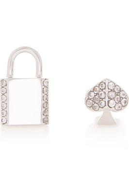 kate-spade-new-york-lock-and-spade-pave-lock-studs-silver