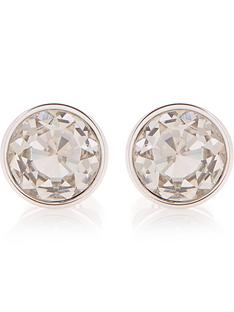 kate-spade-new-york-reflecting-pool-mini-stud-earrings-silver