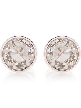 kate-spade-new-york-reflecting-pool-mini-stud-earrings-silver