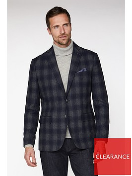 jeff-banks-fade-check-blazer-in-tailored-fit-grey