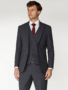 jeff-banks-windowpane-check-travel-suit-jacket-in-regular-fit-charcoal