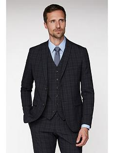 jeff-banks-jeff-banks-check-brit-suit-jacket-in-super-slim-fit-blue