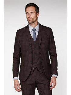 jeff-banks-jeff-banks-bold-check-brit-suit-jacket-in-super-slim-fit-burgundy