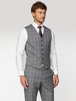 jeff-banks-mulberry-check-soho-waistcoat-in-modern-regular-fit-grey