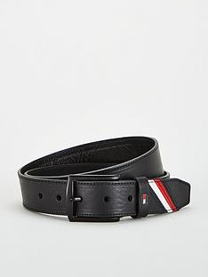 tommy-hilfiger-denton-stripe-leather-belt-navy