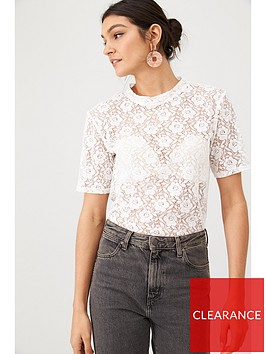 v-by-very-lace-boxy-top-white
