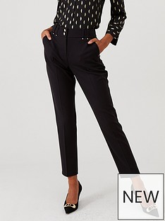 wallis-tapered-trouser-black