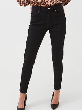 wallis-skinny-jeans-black