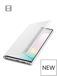 samsung-samsung-galaxy-note-10-clear-view-cover-white