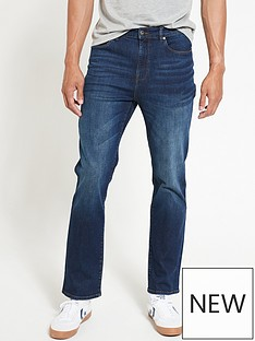 very-man-straight-jeans-with-stretchnbsp--dark-wash