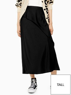 topshop-tall-drape-satin-bias-cut-skirt-black