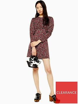 topshop-austin-mini-dress-red