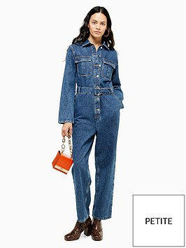 topshop-petite-utility-denim-boilersuitnbsp--blue