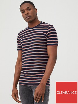 v-by-very-striped-slub-t-shirt-navy