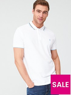 very-man-tipped-pique-polo-shirt-white