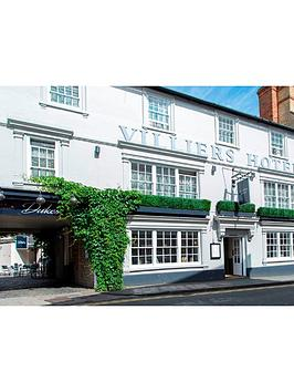 virgin-experience-days-two-night-break-with-dinner-for-two-at-villiers-hotel