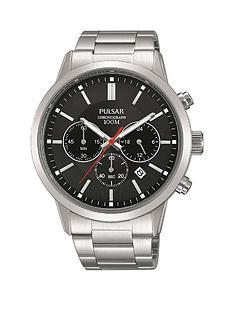 pulsar-pulsar-black-chronograph-dial-stainless-steel-bracelet-mens-watch