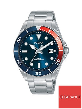 pulsar-pulsar-blue-sunray-and-red-detail-date-dial-stainless-steel-bracelet-mens-watch