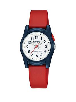 lorus-lorus-white-and-blue-detail-100m-water-resistant-dial-red-silicone-strap-kids-watch