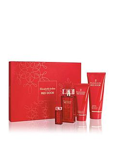 elizabeth-arden-elizabeth-arden-50ml-red-door-eau-de-parfum-200ml-bodylotion-100ml-shower-gel-5ml-eau-de-parfum-gift-set