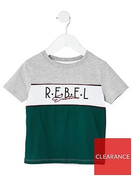 river-island-mini-mini-boys-rebel-block-t-shirt--grey