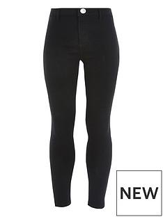 river-island-girls-kaia-high-waisted-disco-jeans-black