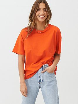 v-by-very-the-essential-boxy-tee-orange