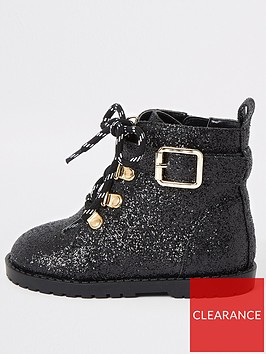 river-island-mini-mini-girls-glitter-bike-boots-black