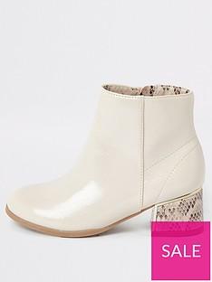river-island-girls-snake-print-block-heel-boots-white