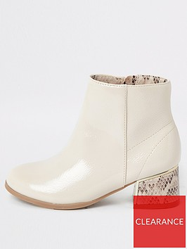 river-island-girls-snake-print-block-heel-boots-white
