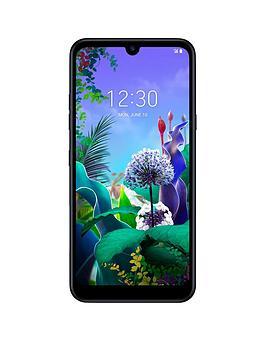 LG Q60 Black 6.26